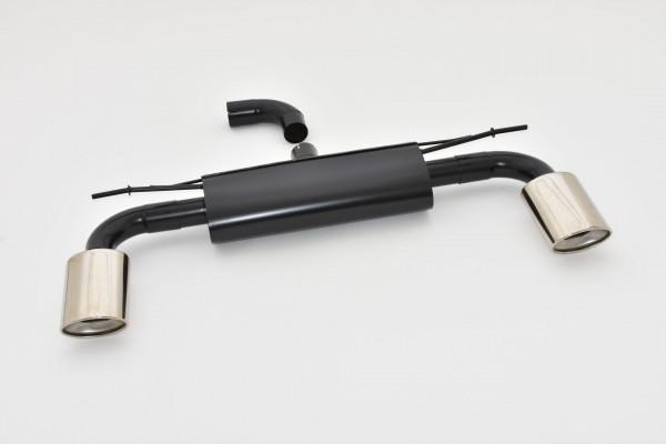 Duplex-Sportendschalldämpfer Seat Leon 5F inkl. FR und SC