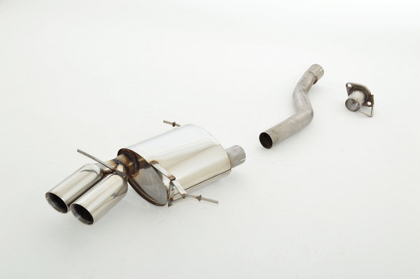 70mm Sportendschalldämpfer BMW E92