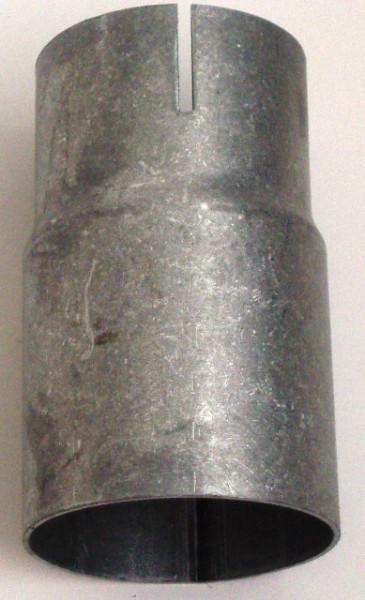 Reduziermuffe 63.5 - 55mm aluminierter Stahl