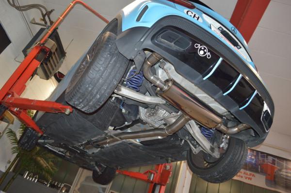 90mm Duplex-Anlage Mercedes X156 GLA-Klasse