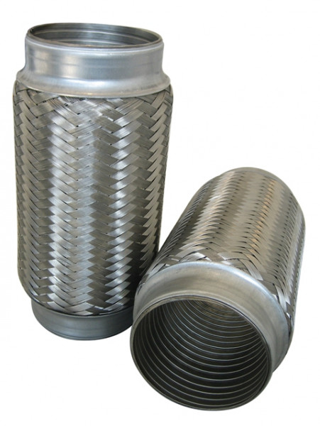 Flexkorb bis 1000 °C Länge: 100mm, Anschluss: 64mm