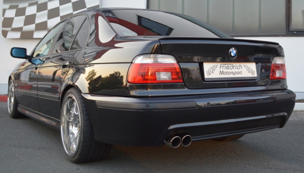 Sportendschalldämpfer BMW E39