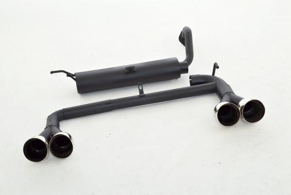 Duplex-Sportendschalldämpfer Toyota Aygo II