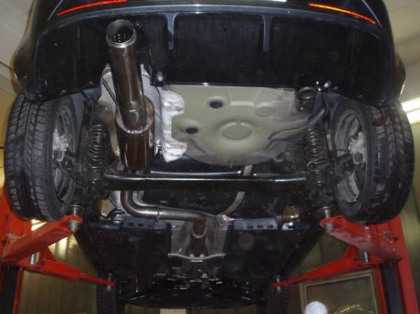 70mm Anlage Seat Ibiza 6J