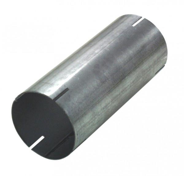 "3"" Doppelmuffe aluminierter Stahl"
