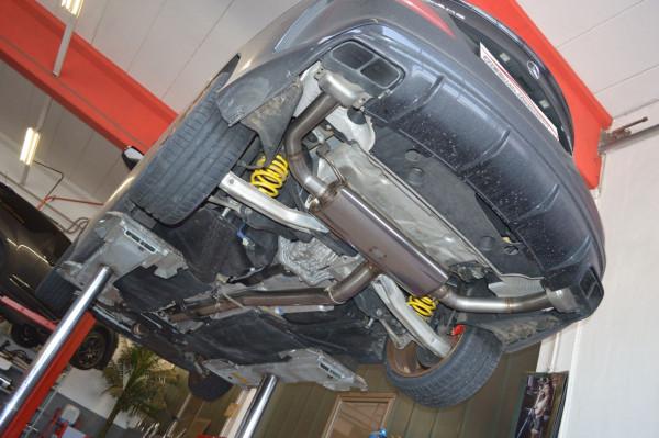90mm Duplex-Anlage Mercedes C/X117 CLA-Klasse