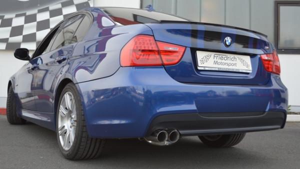 70mm Anlage BMW E90