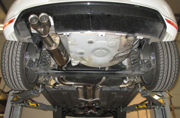 70mm Anlage VW Polo 6R WRC