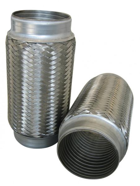 Flexkorb bis 1000 °C Länge: 100mm, Anschluss: 76mm