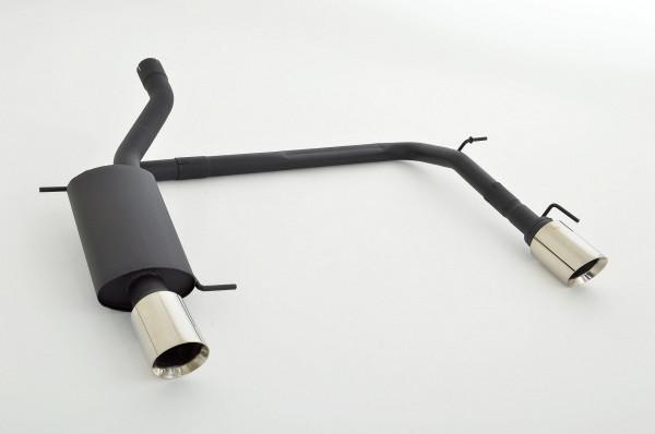 Duplex Sportendschalldämpfer VW Passat 3C B7