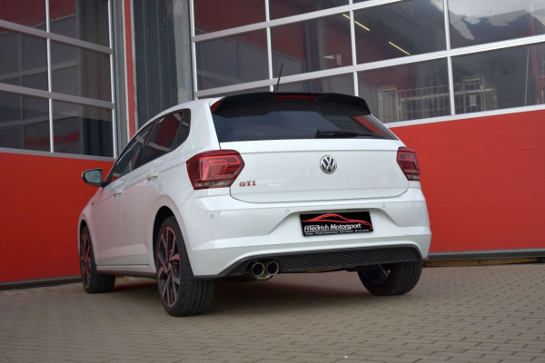 70mm Anlage VW Polo AW GTI
