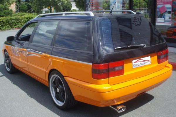 Sportendschalldämpfer VW Passat 35i Facelift