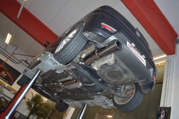 70mm Anlage Seat Ibiza 6L FR und Cupra