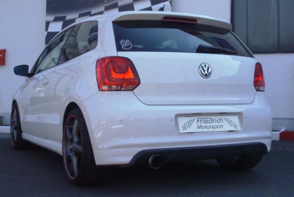 Sportendschalldämpfer VW Polo 6R