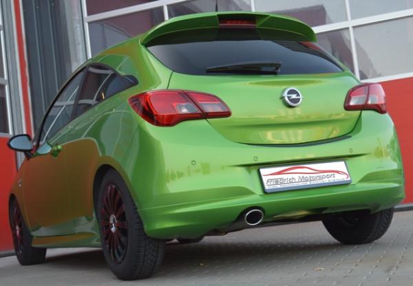 Sportendschalldämpfer Opel Corsa E