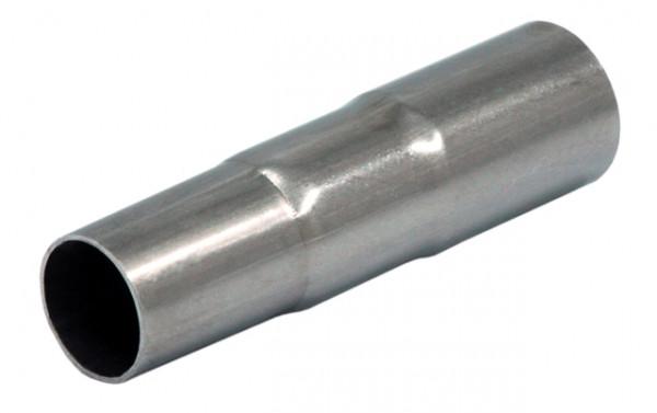 """1 3/4"""" Stegmuffe aluminierter Stahl"""