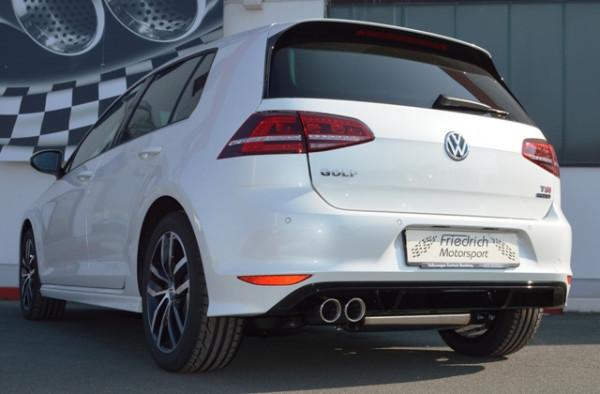 Sportendschalldämpfer VW Golf VII
