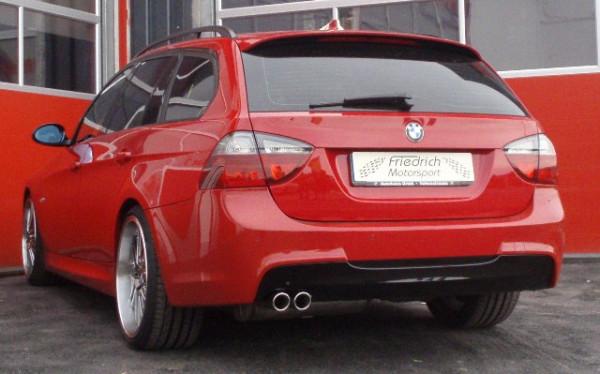 70mm Sportendschalldämpfer BMW E90/E91