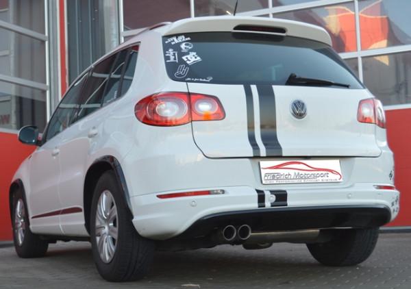70mm Anlage VW Tiguan Frontantrieb