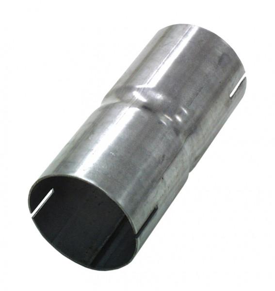 "2.5"" Doppelmuffe aluminierter Stahl"