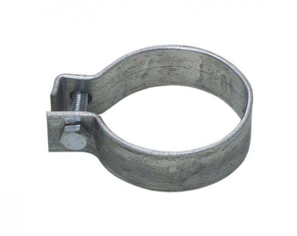 Bandklammer 67mm aluminierter Stahl