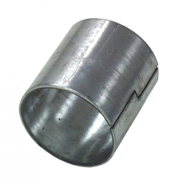 Adapterhülse 63.5 - 60mm aluminierter Stahl