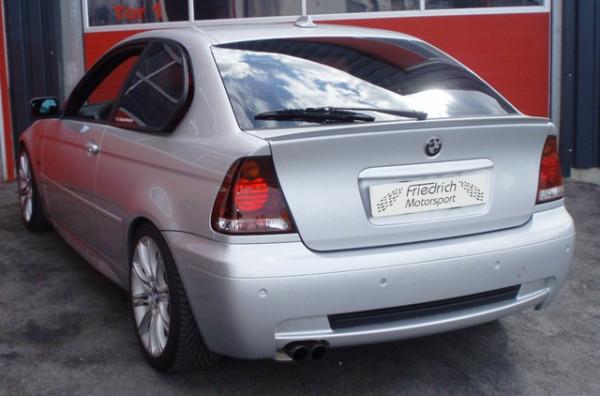 Sportendschalldämpfer BMW E46 Compact